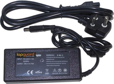 Lapguard HP Compaq ED495AA#ABA NW199AAR 90 W Adapter(Power Cord Included)  available at flipkart for Rs.999