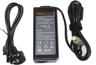 Lapguard IBM Lenovo Thinkpad Edge E430 E435 65 W Adapter(Power Cord Included)  available at flipkart for Rs.999
