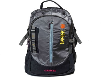 Pranjals House 16 inch Laptop Backpack Black, Grey Pranjals House Laptop Bags