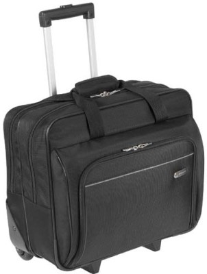 Targus 15 inch Trolley Laptop Strolley Bag(Black)