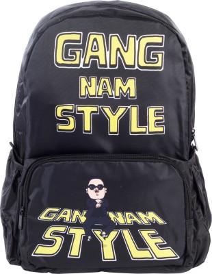 Bravado 15 inch Laptop Backpack Black