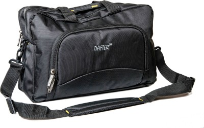 dafter 15 inch Laptop Messenger Bag Black dafter Laptop Bags