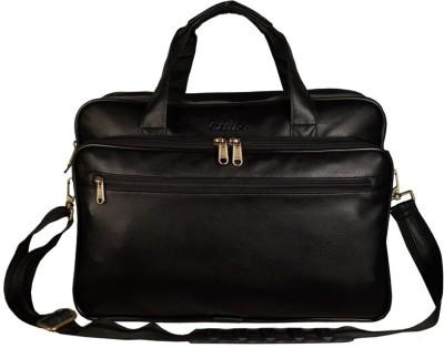 Clubb 15 inch Laptop Messenger Bag Black Clubb Laptop Bags