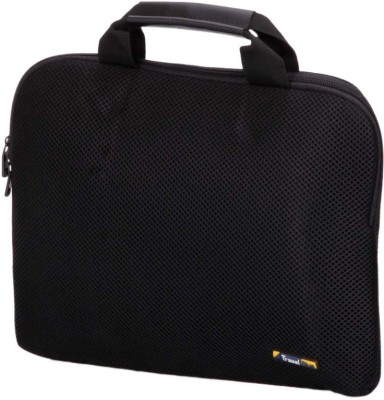 Travel Blue 9 inch Sleeve/Slip Case(Black) at flipkart
