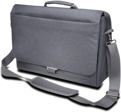 Kensington 14 inch Laptop Messenger Bag(Grey) at flipkart