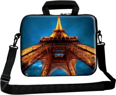 Theskinmantra 13 inch Laptop Messenger Bag(Multicolor) at flipkart