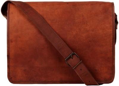 83% OFF on Adimani Zeemlap Vintage Backpack(Brown b350e587fbaf1