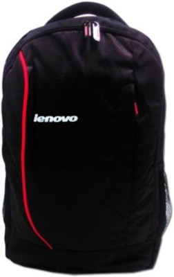 Lenovo 15.6 inch Expandable Laptop Backpack(Black)  available at flipkart for Rs.355