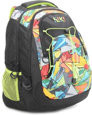 Wildcraft 14 inch Laptop Backpack(Black)