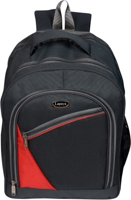ff73ee530e5a 71% OFF on Lapaya 19 inch Laptop Backpack(Black) on Flipkart ...
