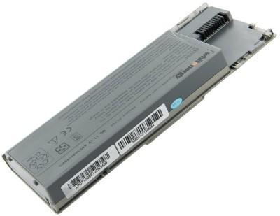 Lapguard Dell Latitude D631 Compatible Grey 6 Cell Laptop Battery