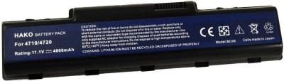 Hako Acer Aspire 5738z 6 Cell Laptop Battery at flipkart