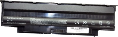 Hako Dell Inspiron 15R N5010 N5110 N5010R M5010 M5010R M501R N5050 N5030 -15r 6 Cell Laptop Battery  available at flipkart for Rs.1699