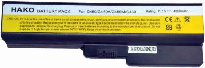 Hako Lenovo L08L6Y02 6 Cell Laptop Battery at flipkart
