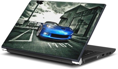 Rangeele Inkers Awesome Blue Car Vinyl Laptop Decal 15.6  available at flipkart for Rs.119