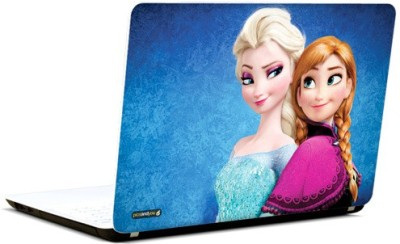 Pics And You Frozen Cartoon Themed 396 3M/Avery Vinyl Laptop Decal 15.6 Flipkart