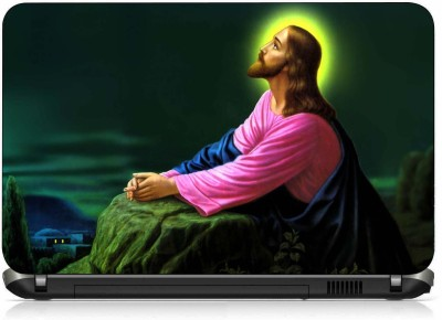 VI Collections JESUS CHRIST IMPORTED Laptop Decal 15.6 at flipkart