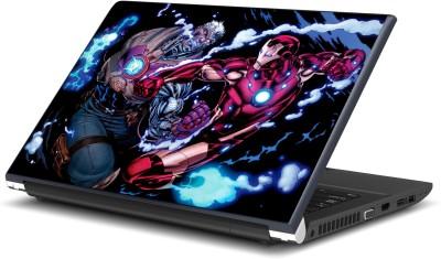 Artifa Iron Man Superhero Inspired Vinyl Laptop Decal 15.6