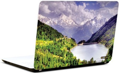 Pics And You What A View 13 3M/Avery Vinyl Laptop Decal 15.6
