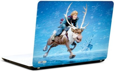 Pics And You Frozen Cartoon Themed 393 3M/Avery Vinyl Laptop Decal 15.6 Flipkart