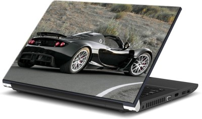 ezyPRNT Venom Convertible Car (15 to 15.6 inch) Vinyl Laptop Decal 15