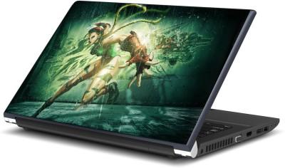 Artifa Street Fighter Tekken Vinyl Laptop Decal 15.6
