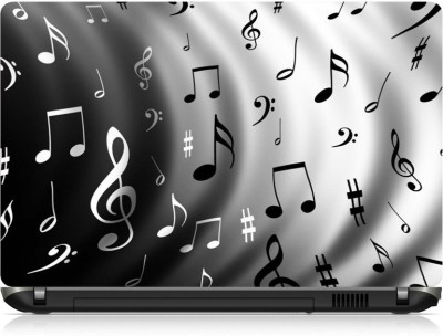 Shopmillions Music LS22536 Vinyl Laptop Decal 15.6 Shopmillions Computer Peripherals