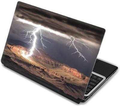 Shopmania thunder storm Vinyl Laptop Decal 15.6