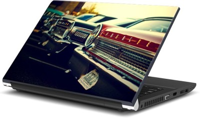 Rangeele Inkers Beautiful Car View Vinyl Laptop Decal 15.6  available at flipkart for Rs.119