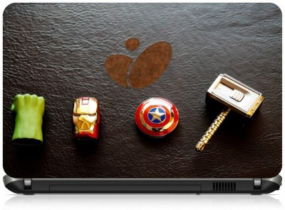 Box 18 Avengers Usb Flash Drive 1835 Vinyl Laptop Decal 15.6  available at flipkart for Rs.299