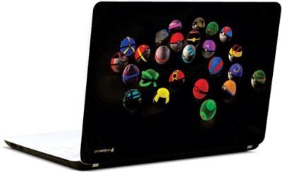 Pics and You Pokemon Cartoon Themed 115 3M/Avery Vinyl Laptop Decal 15.6 Flipkart
