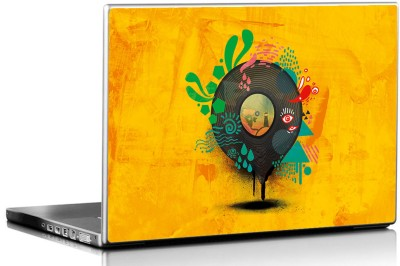 Seven Rays Vinyl Art Vinyl Laptop Decal 15.6