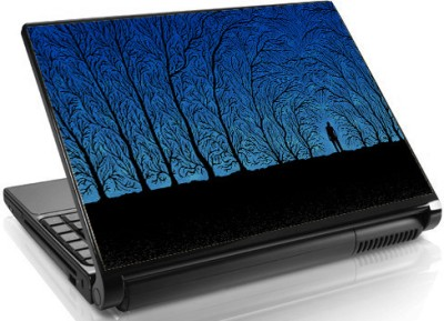 Theskinmantra Woods Maze Skin Vinyl Laptop Decal 15.6