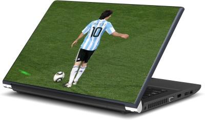 Artifa Messi Football Cool Vinyl Laptop Decal 15.6