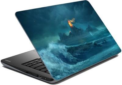 meSleep Ship 65-399 Vinyl Laptop Decal 15.6  available at flipkart for Rs.199