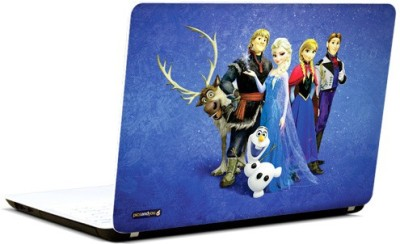 Pics And You Frozen Cartoon Themed 395 3M/Avery Vinyl Laptop Decal 15.6 Flipkart