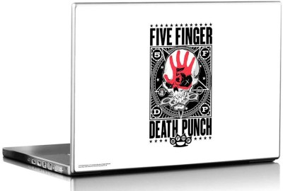 Bravado Five Finger Death Punch obey Vinyl Laptop Decal 15.6 Bravado Computer Peripherals