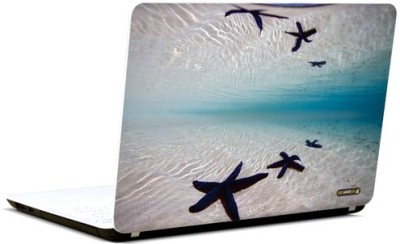 Pics And You In The Ocean 3 3M/Avery Vinyl Laptop Decal 15.6