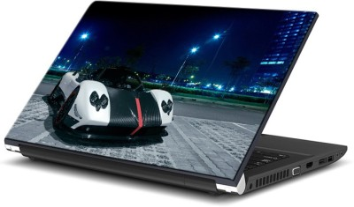 ezyPRNT City Racing Gaming (15 to 15.6 inch) Vinyl Laptop Decal 15
