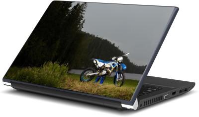 Artifa Offroaning Motorcycle Vinyl Laptop Decal 15.6