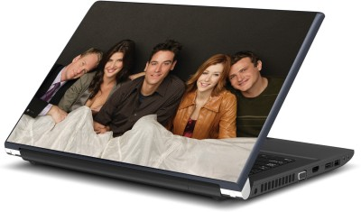 Artifa How I Met Your Mother television Show Vinyl Laptop Decal 15.6  available at flipkart for Rs.569
