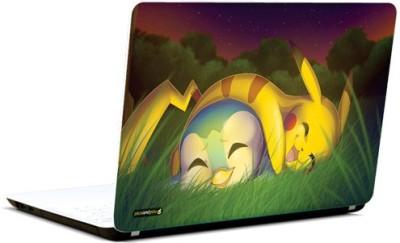 Pics and You Pokemon Cartoon Themed 140 3M/Avery Vinyl Laptop Decal 15.6 Flipkart