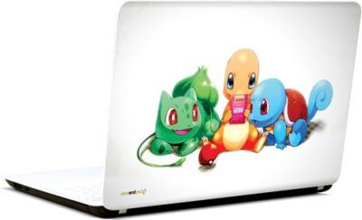 Pics and You Pokemon Cartoon Themed 121 3M/Avery Vinyl Laptop Decal 15.6 Flipkart