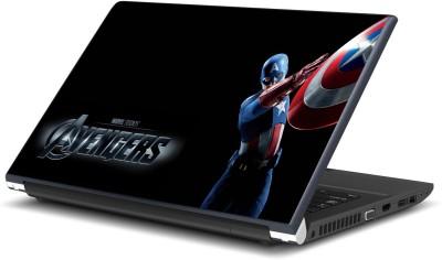 Artifa Captain America From The Avengers Vinyl Laptop Decal 15.6