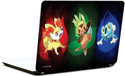 Pics And You Pokemon Cartoon Themed 145 3M/Avery Vinyl Laptop Decal 15.6 Flipkart