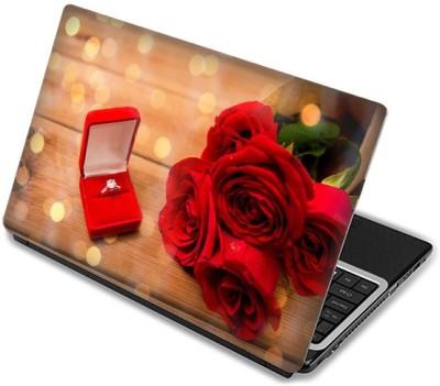 Shopmania Love Roses Vinyl Laptop Decal 15.6