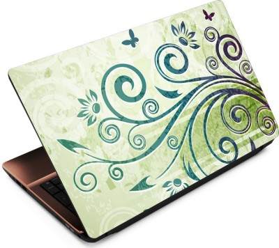 Anweshas Abstract Series 1084 Vinyl Laptop Decal 15.6