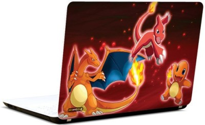 Pics And You Pokemon Cartoon Themed 147 3M/Avery Vinyl Laptop Decal 15.6 Flipkart