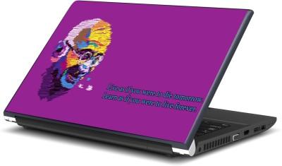 Artifa Gandhi Quote Printed Vinyl Laptop Decal 15.6