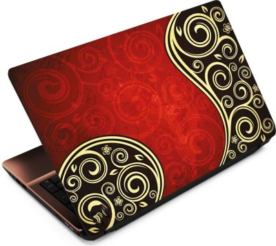 Anweshas Abstract Series 1015 Vinyl Laptop Decal 15.6